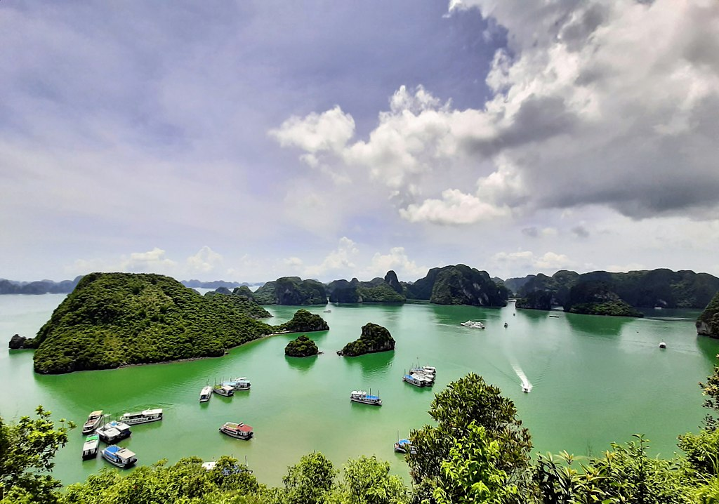 Vietnam, the country