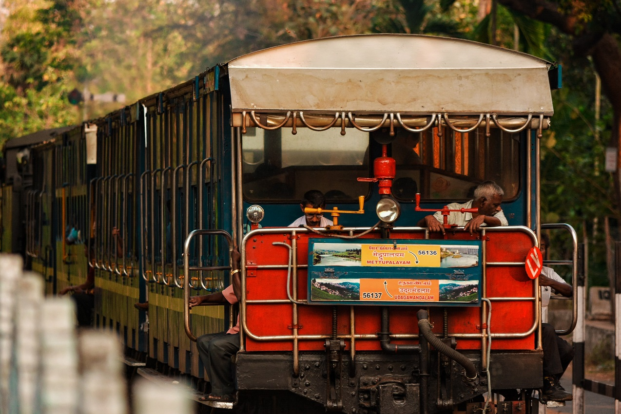 UNESCO Mountain Railways of India