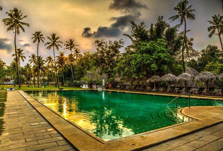 11_Marari Beach Swimming Pool